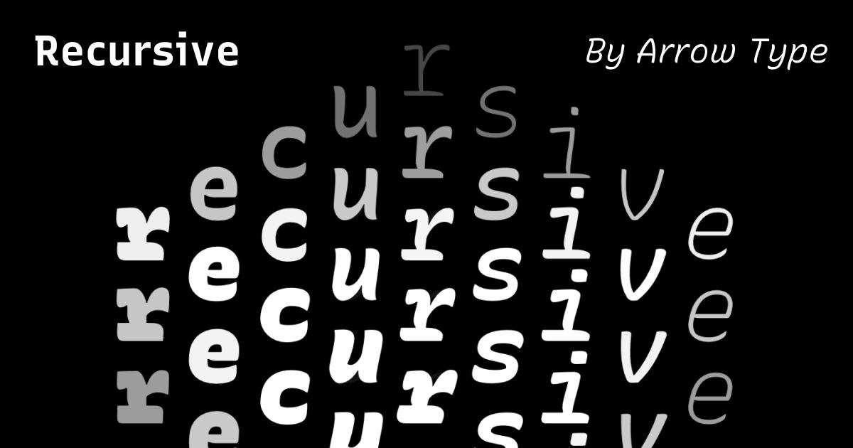Recursive | Recursive